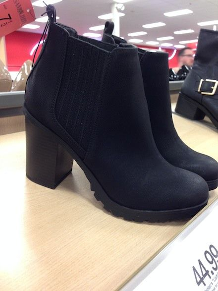 ebe0a28dc852 Off the Rack  Fall Boot Love at Target