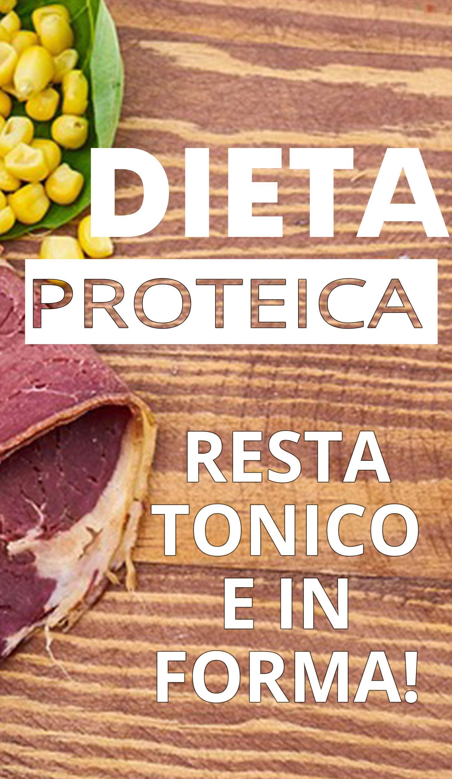 dieta ricca di proteine per bruciare i grassi