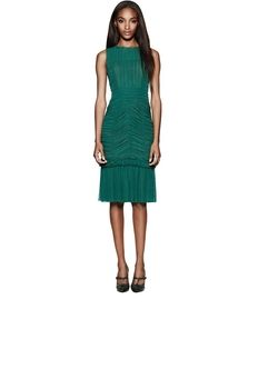 Ethel Cotton Tulle Dress in Fall 2012 Lookbook from Tory Burch on shop.CatalogSpree.com, my personal digital mall.