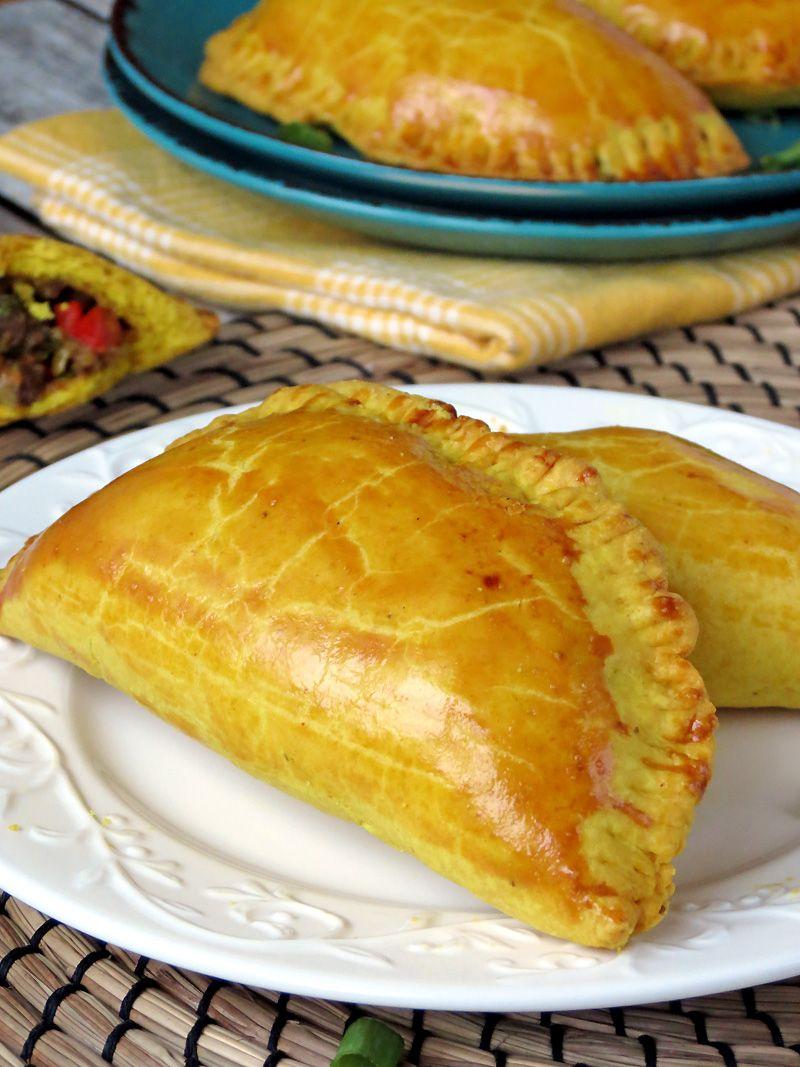 Jamaican Beef Patties Recipe Jamaican Beef Patties Food