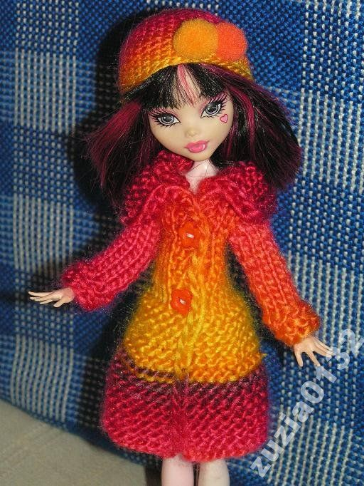 Welniane Ubranka Dla Lalek Monster High Ubranko 5109359081 Oficjalne Archiwum Allegro Disney Princess Princess Disney