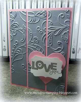 Stampin' Up! Valentine  by Shana Gaff at Stress-Free Stamping