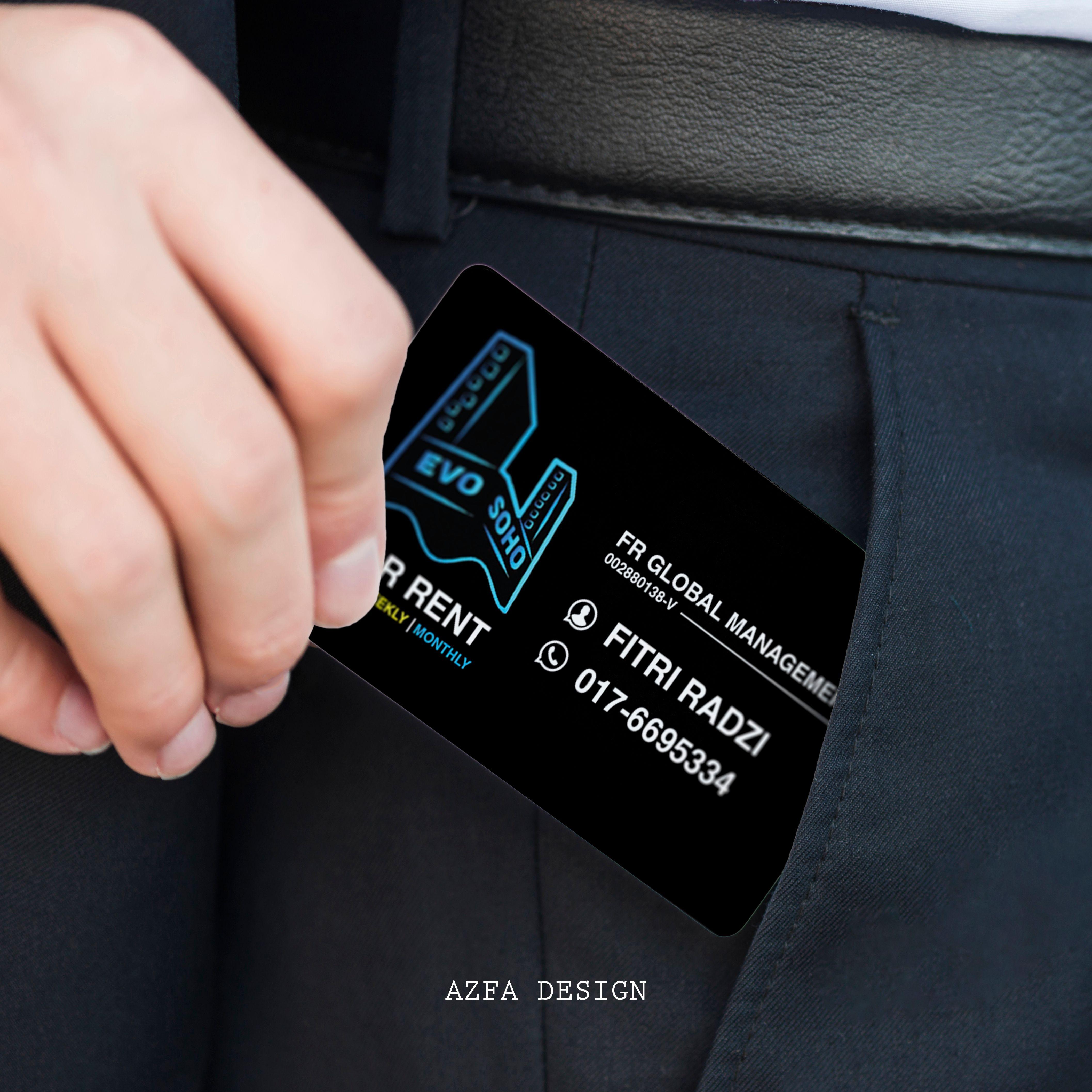 Azfadesign Bisneskad Bisnes Kad Bisnes Kad Belum Ada Lagi Ke Saya Nak Buat Tapi Budget Tak Ada La Place Card Holders Cards Place Cards