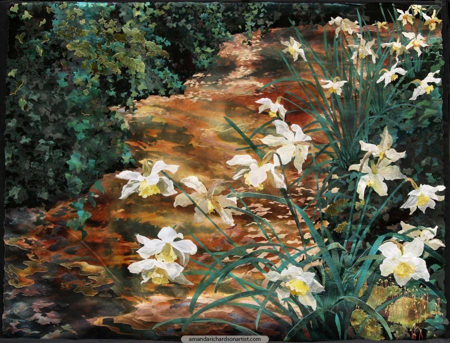 NarcissusabovePenberthRiver