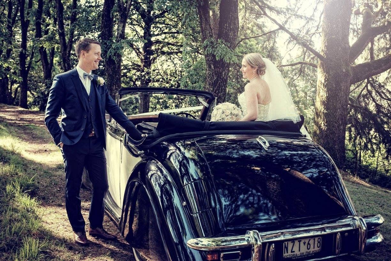 Elegant Our Jaguar Mk5 Convertible #daylesford #daylesfordwedding #rusticwedding  #classiccars #weddingcars #triplercars · Wedding Car HireMelbourne ...
