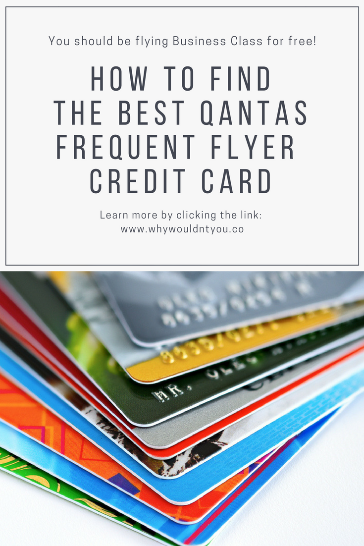 The quickest way to earn qantas points is to take out qantas the quickest way to earn qantas points is to take out qantas frequent flyer credit card reheart Images