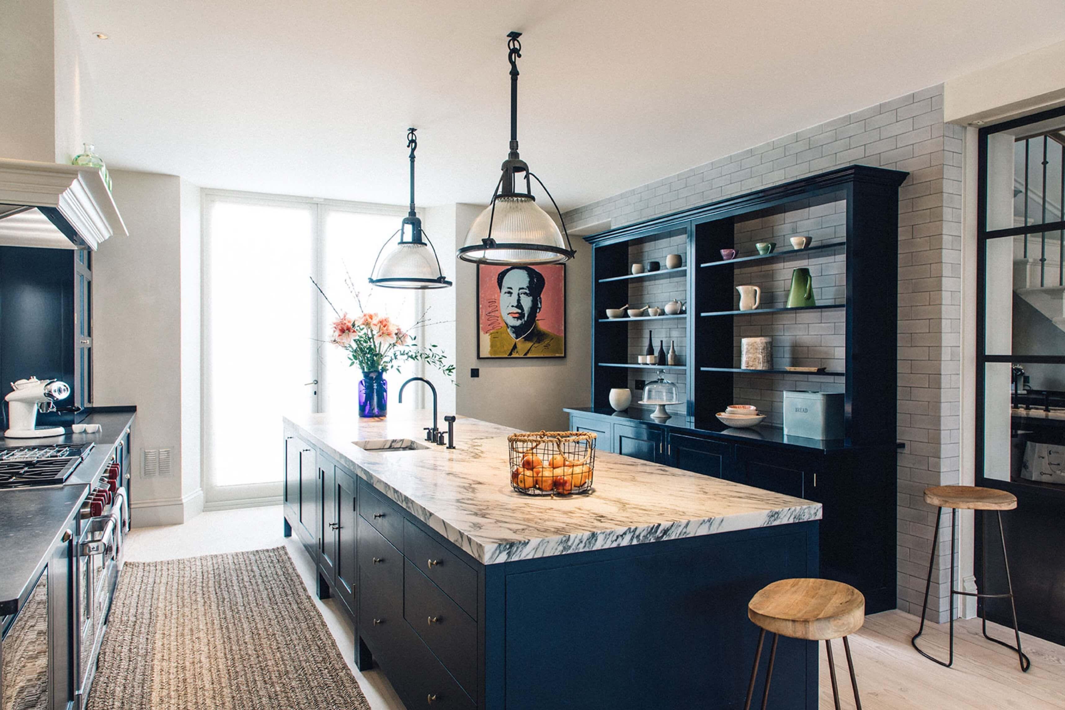 Plain English Kitchen Hammersmith Mews In 2020 English Kitchens Design Plain English Kitchen Kitchen Inspirations
