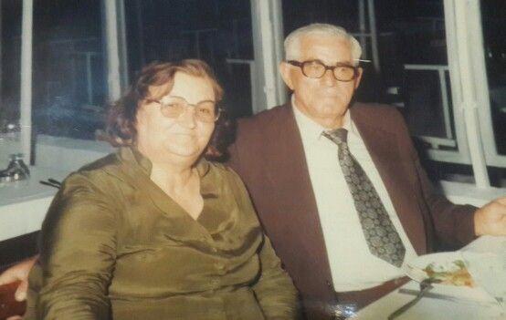 Ayla nın anne ve babası