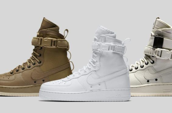 136eef7e0f1 The Nike Special Field Air Force 1 Will Restock Tomorrow Via Nike Europe