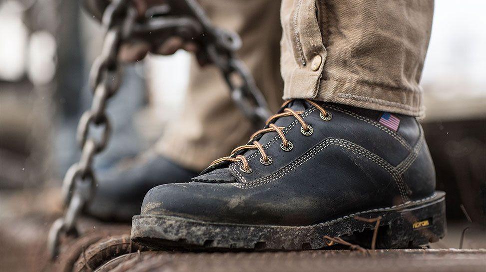 Danner - Since 1932   Good work boots