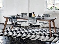 Tavolo Gervasoni ~ Tavolo da pranzo rettangolare brick gervasoni tables