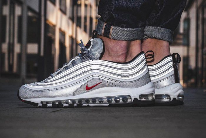 Cheap Nike Air Max 97 OG 'Silver Bullet' Shelflife