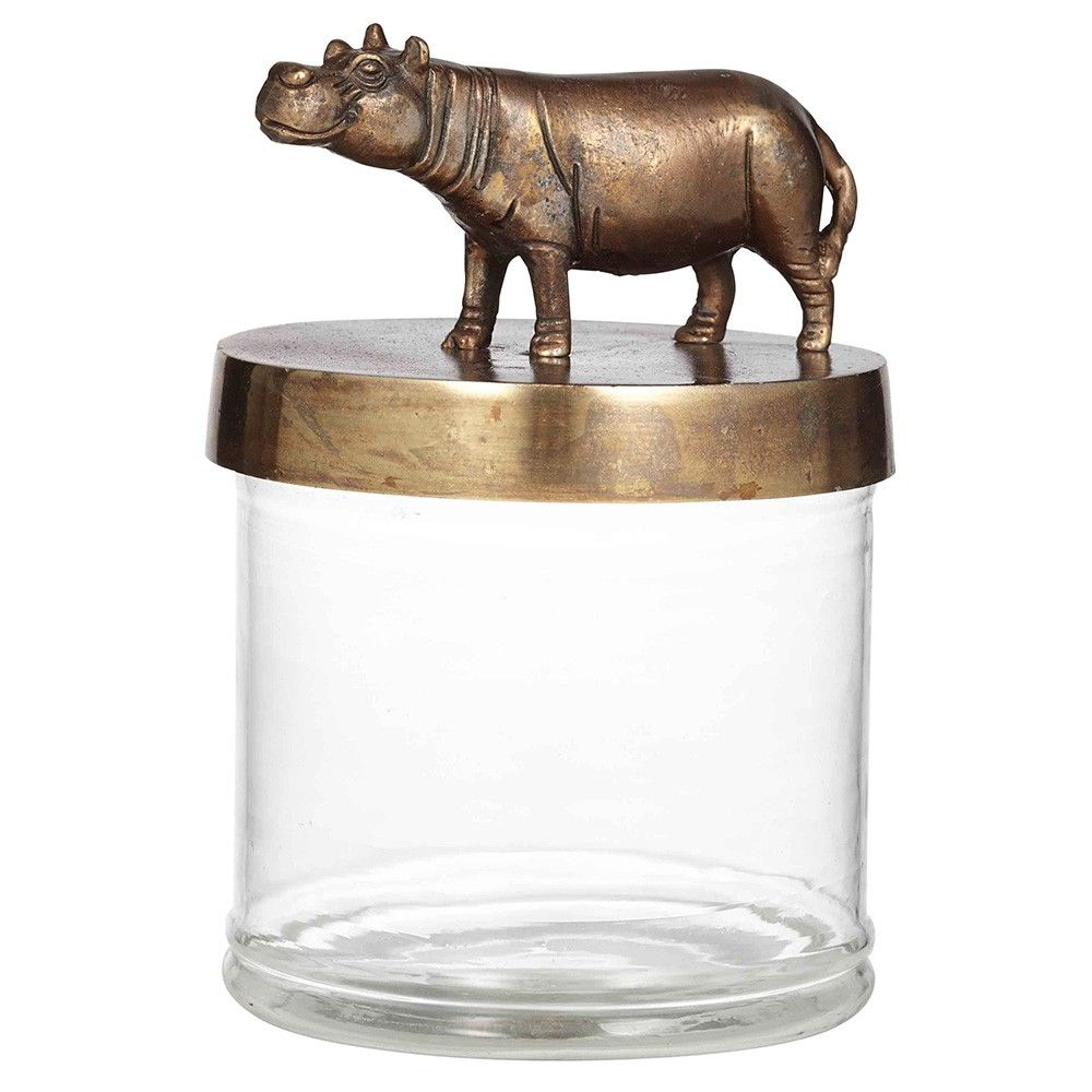 Hippo Jar - Store & Display - on Temple & Webster today | Home ...