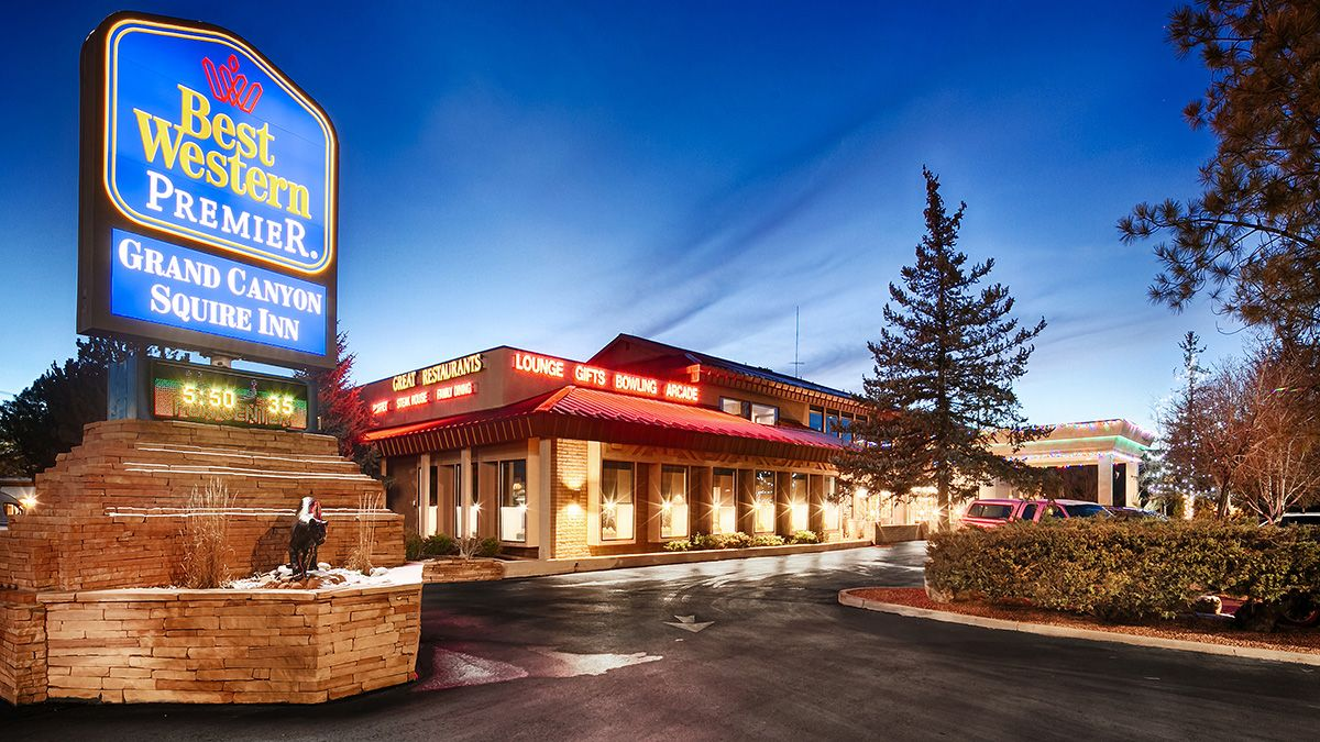 Photos Of The Best Western Premier Grand Canyon Squire Inn Grand Canyon Hotels Grand Canyon Trip To Grand Canyon