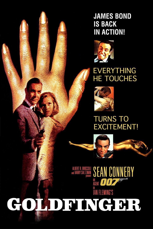 Goldfinger Original Movie Poster Pesquisa Google Best Filmes