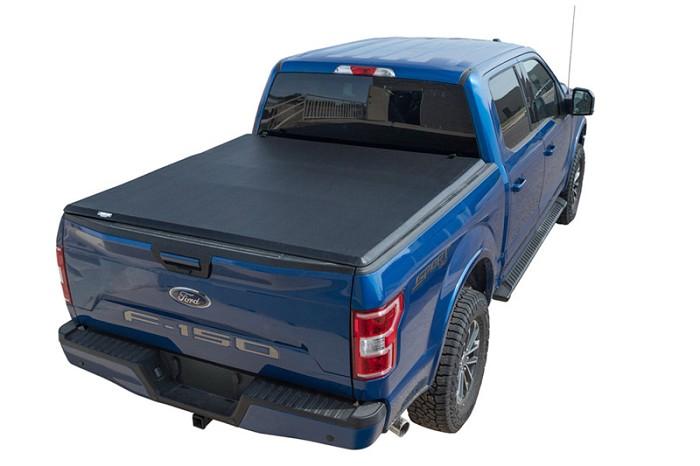 2015 2020 F150 5 5ft Bed Tonno Pro Tonno Fold Tri Fold Tonneau Cover 42 314 In 2020 Tri Fold Tonneau Cover Tonneau Cover Folding Tonneau Covers