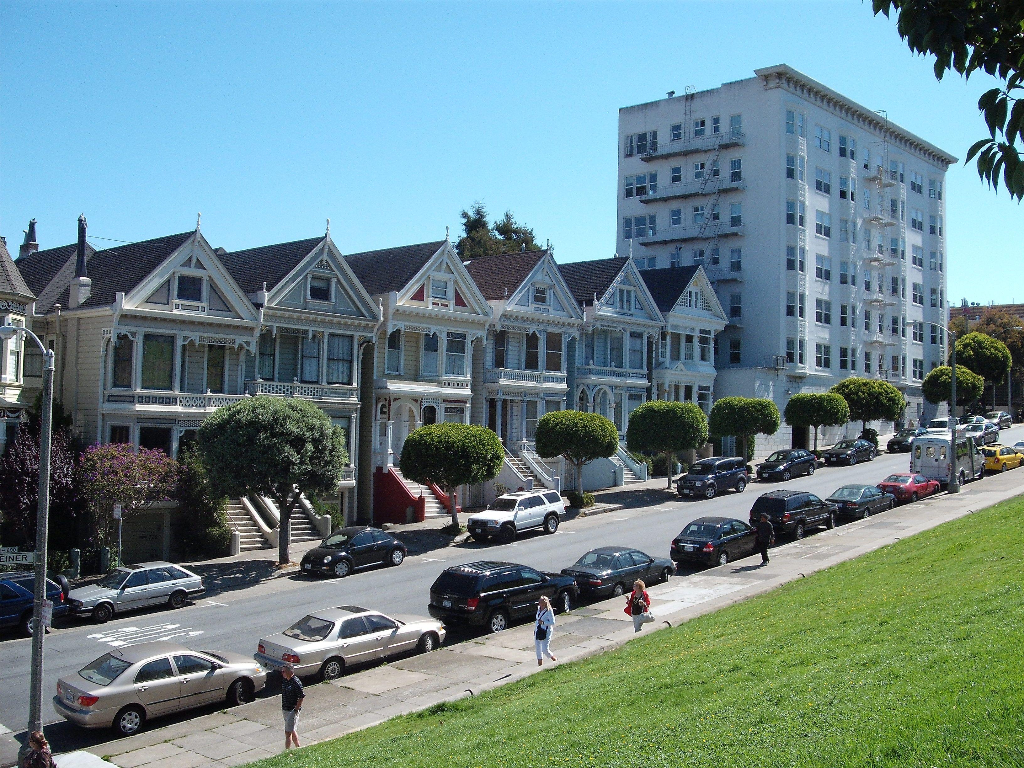 San Francisco San, House styles, Francisco