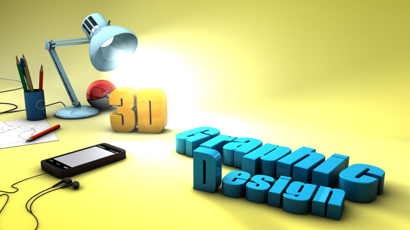 5 Amazing 3D Graphic Designs http://www.global360marketing.com ...