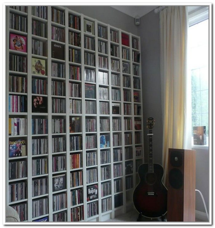 Compact Disc Storage Furniture Home Design Ideas