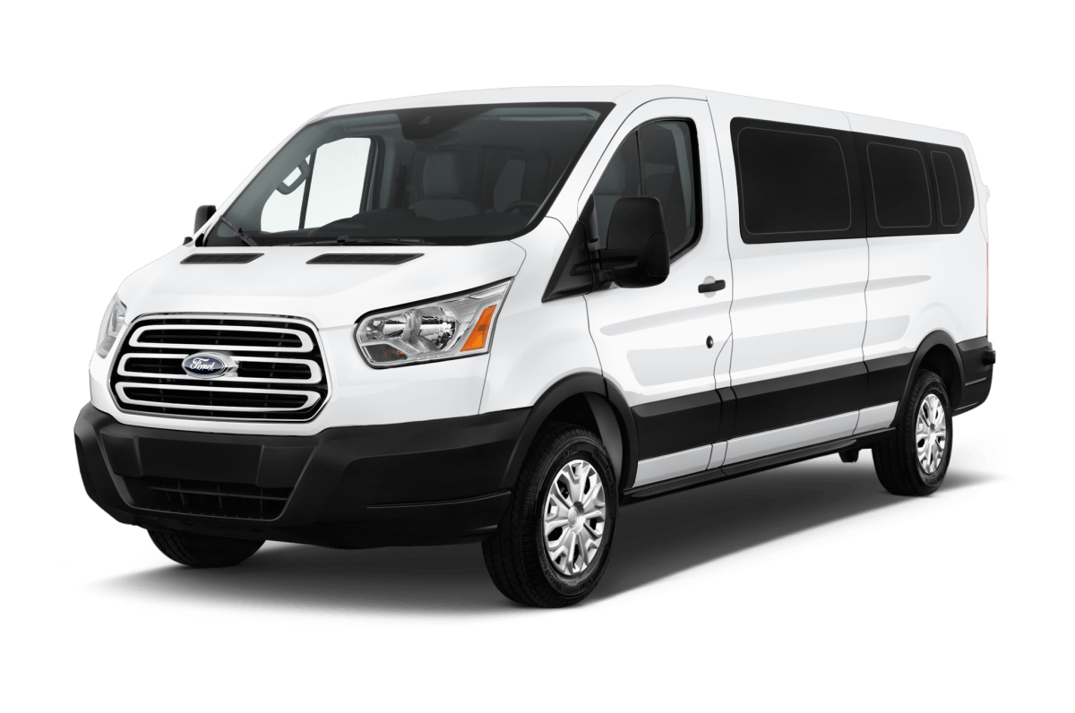 How we came to own a 12 passenger van