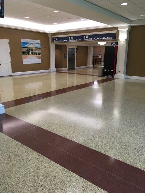 Terrazzo Flooring Installer Doyle Dickerson Terrazzo