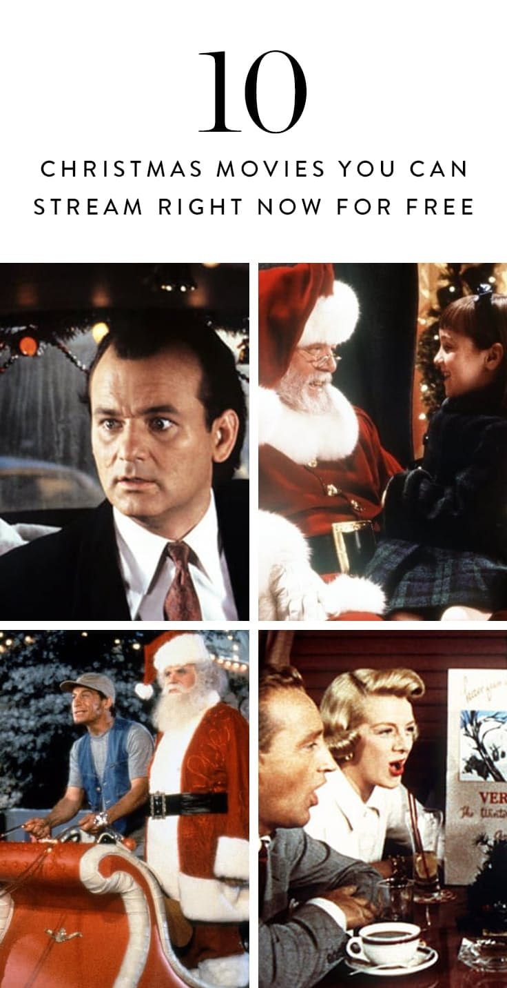 The 10 Best Christmas Movies That You Can Stream Right Now