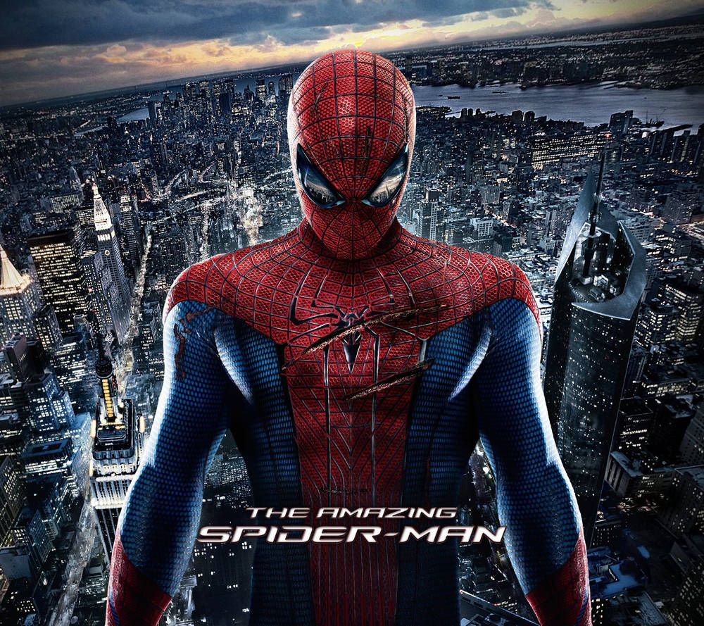 Movie Review The Amazing Spider Man 2012 Movies Spiderman
