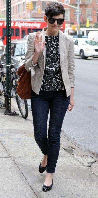 Ginnifer Goodwin Fashion and Style - Ginnifer Goodwin Dress