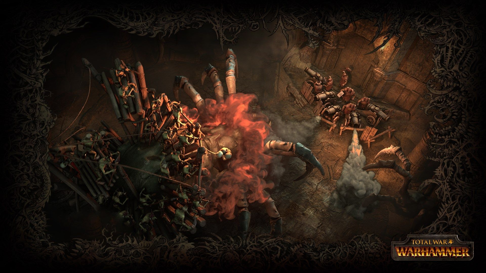 1920x1080 Total War Warhammer Game Wallpaper Warhammer Games