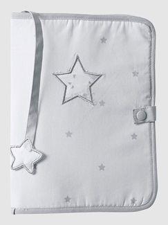 Protège-carnet de santé bébé thème ciel d'étoiles  - vertbaudet enfant