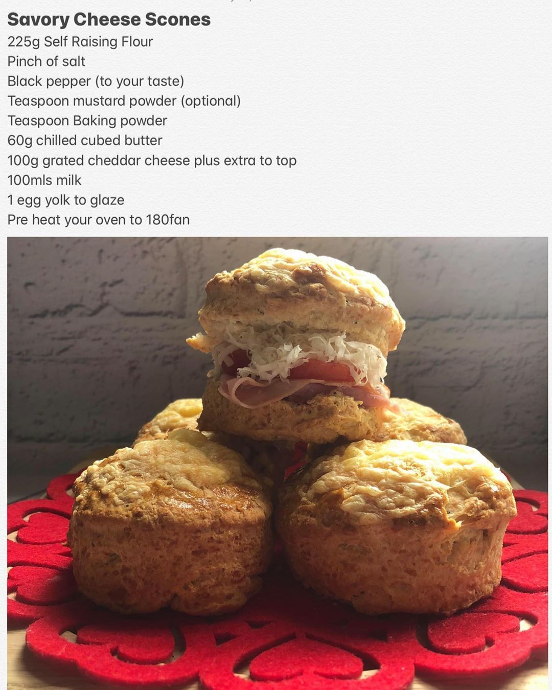62 Likes 12 Comments Jackie Heaton The Baking Nanna On Instagram Morning It S Live Bakealong Day If You Stuffed Peppers Cheese Scones Savory Cheese