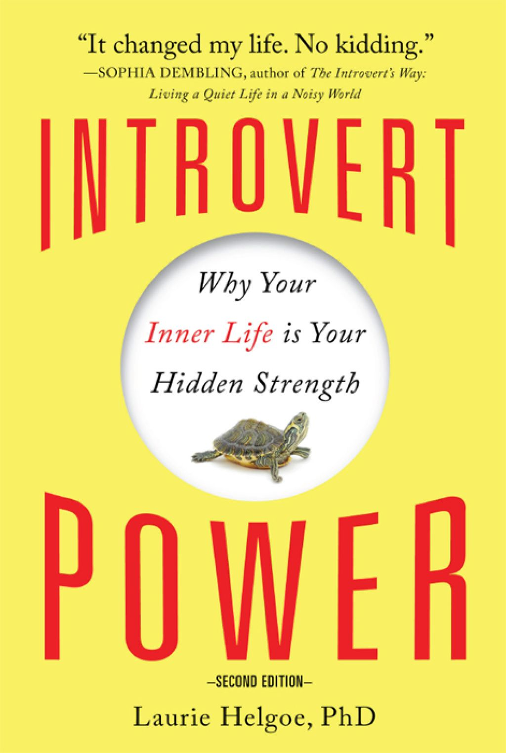 Introvert Power (eBook) is part of Books - By Laurie A Helgoe PRINT ISBN 9781402280887 ETEXT ISBN 9781402280894 Edition 0