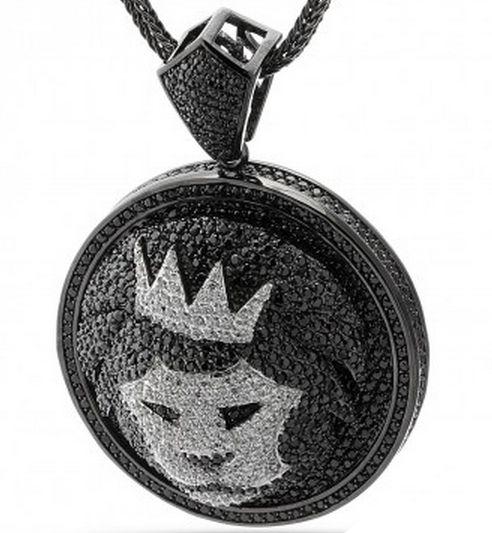 Custom made king ice black magnus lion iced out cz pendant hiphop custom made king ice black magnus lion iced out cz pendant hiphop billionairemafiabling aloadofball Gallery