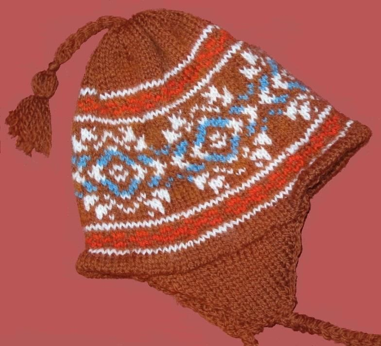 10 FREE Fair Isle Knitting Patterns on Craftsy | Baby hats ...