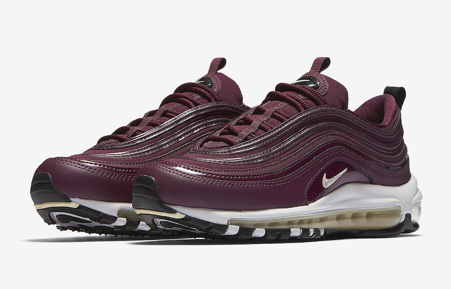 The Nike Air Max 97 Bordeaux Releases Next Week