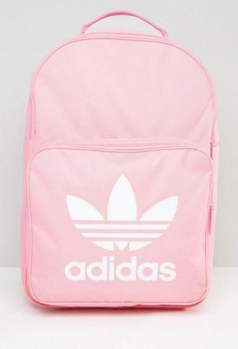 In Mochila Trefoil Pink Adidas Originals Adidas Backpack Logo 7pOnUxZaaq