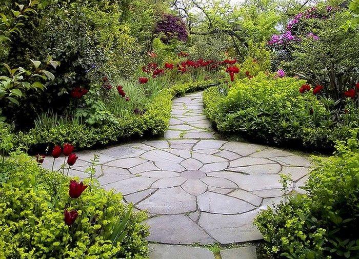 Pin von Luna auf Gardening   Garten, Gartenweg, Gartenweg ...