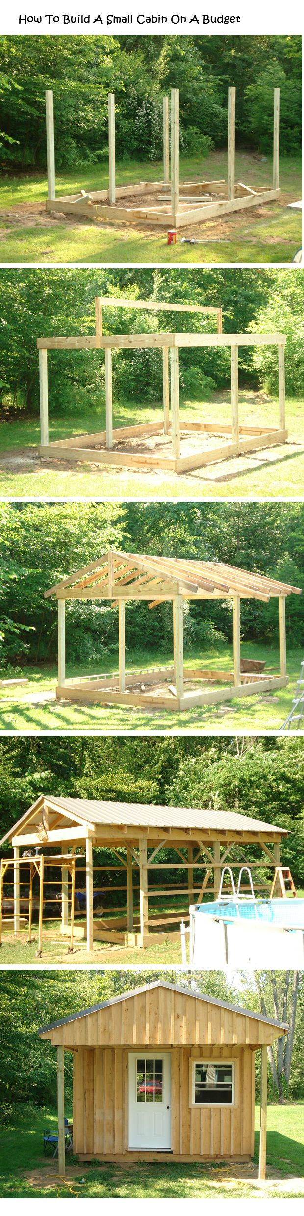 how to build a small wood cabin on a budget cabin budgeting and