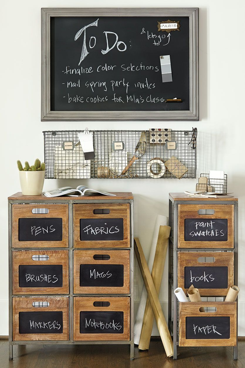 tips for back to school workspaces chalk pens chalkboards and