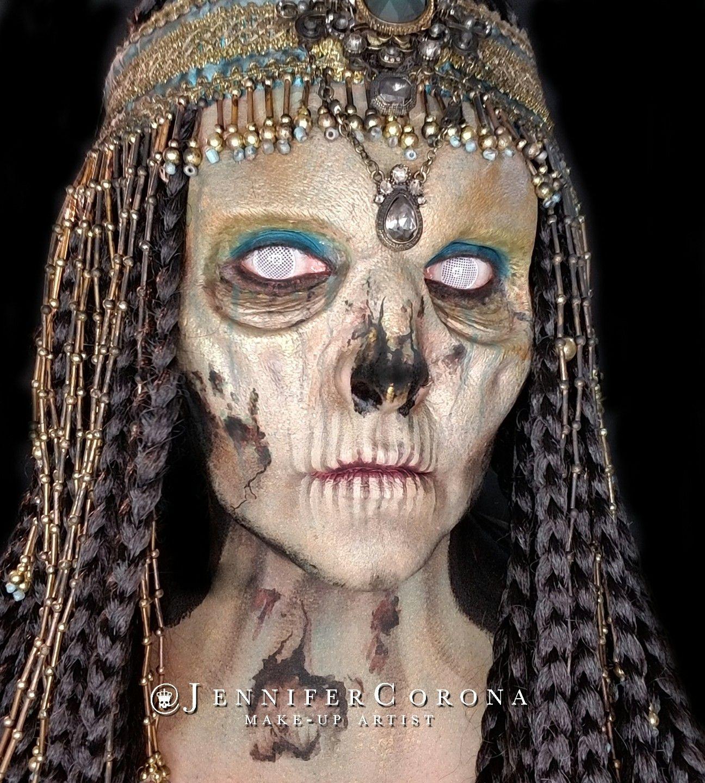 Please do not erase credits. Makeup by JenniferCorona the