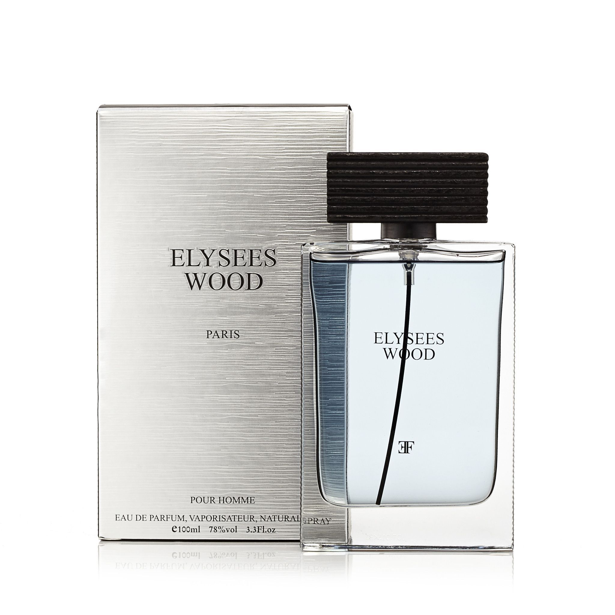 Elysees Wood Eau de Parfum Spray for Men | Cologne | Perfume