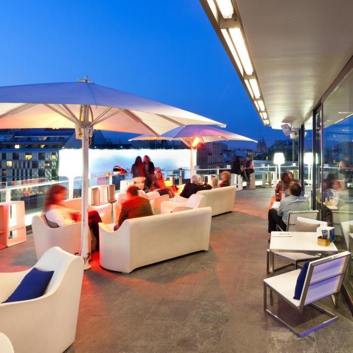 Terraza Alaire Barcelona Terrace Barcelona Restaurant