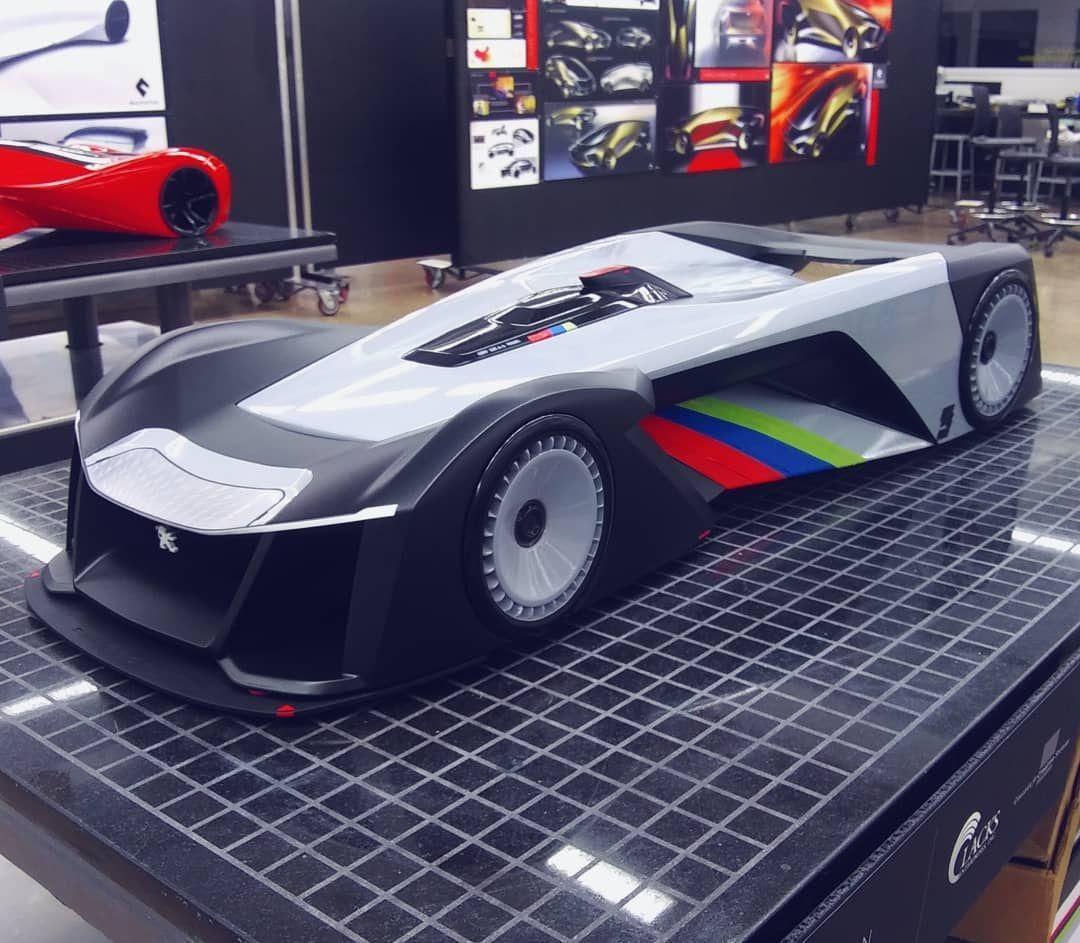 ", Ben Treinen on Instagram: ""Taping up racing schemes #Peugeot #exxon #esso #total #cars #cardesigndaily #car #cardesignworld #racing #racecar #speedandpower"" ,"