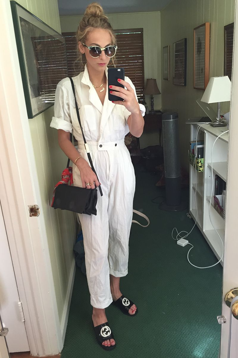 California Closet: Annie Georgia Greenberg | Man Repeller