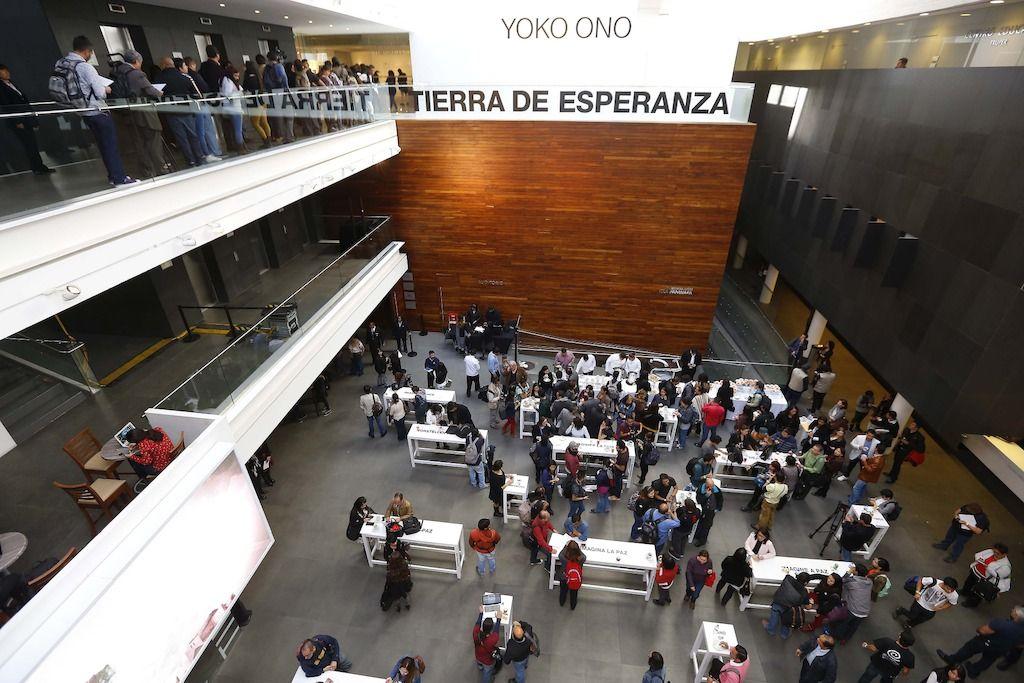 Reconocida en el mundo por su espíritu activista, Yoko Ono representa el significado de una esencia generosa y pacifista que existe en el ser humano. Su ex