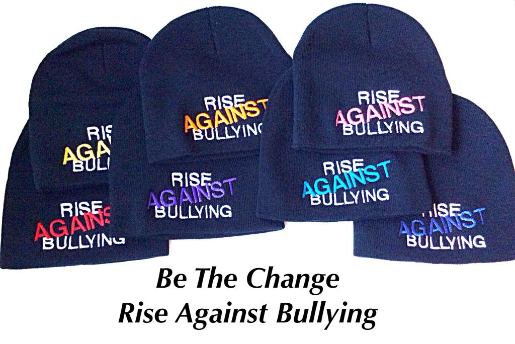 My collaboration with Rise Against Bullying
