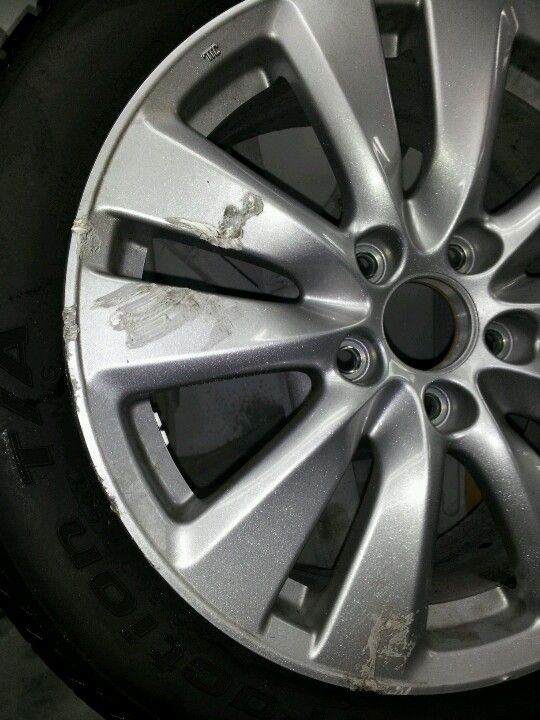 Honda accord before wheel repair before and afters pinterest honda accord before fandeluxe