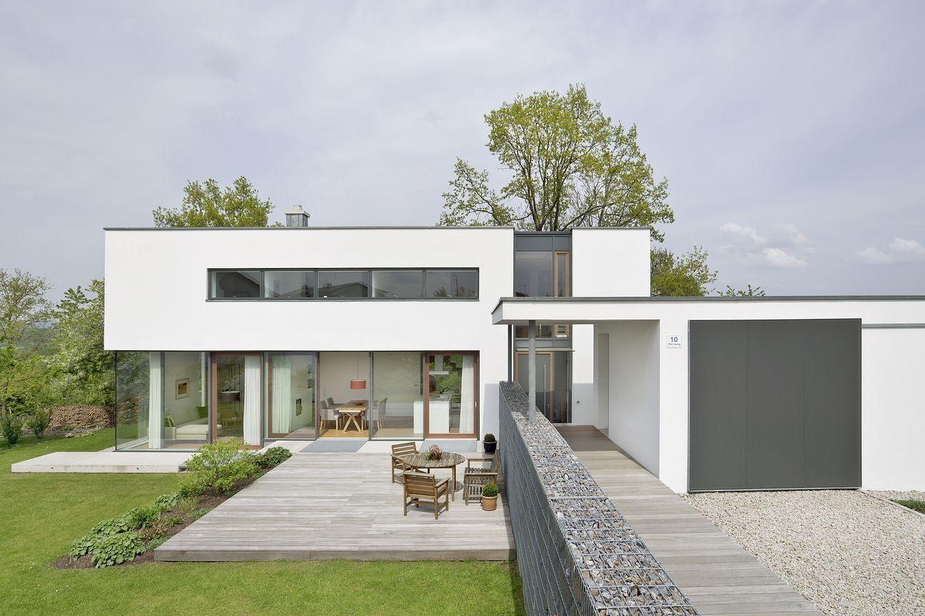 Projekt wa weiden architekturb ro volker schwab - Architekt bauhausstil ...