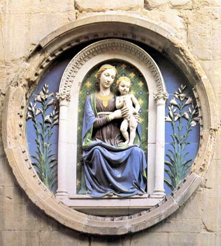 Luca della Robbia (Firenze, 1399/1400 circa -1482)