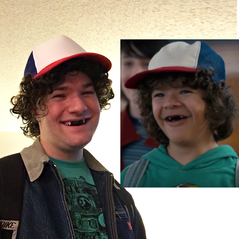 how to talk to dustin in stranger things